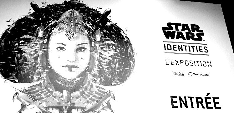 Star Wars Identities à Paris